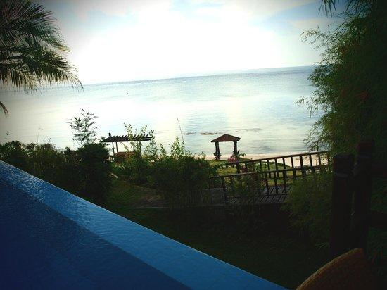 Eskaya Beach Resort & Spa:                   nice view