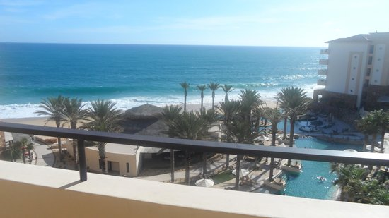 Grand Solmar Land's End Resort & Spa:                   Ocean View