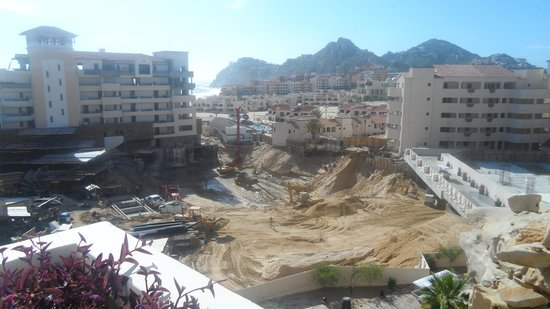 Grand Solmar Land's End Resort & Spa:                   Construction View