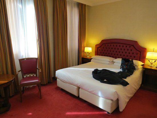 Hotel Dona Palace:                   room 20