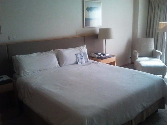 Melia Buenos Aires:                   Bed