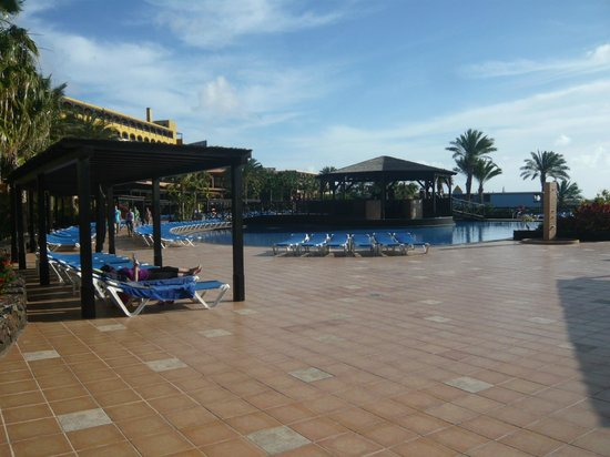 Occidental Jandia Playa:                   hotel
