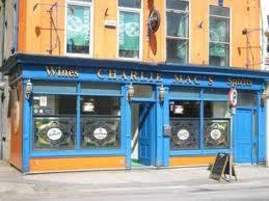 Charlie Mac's: Gastro Pub