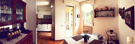 B&B La Chiave di Sol: Sala da colazione