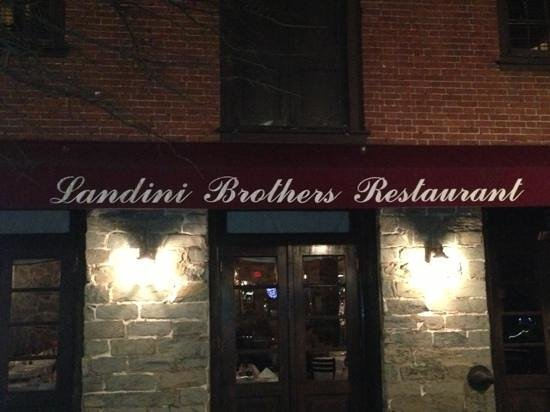 Landini Brothers Incorporated:                                     We will be back anytime we are in DC!