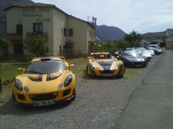 Hotel Dom - Restaurante La Vall: Convención Lotus 2012