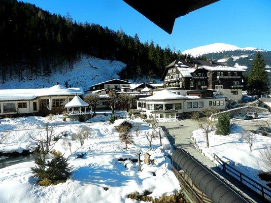 Hoteldorf Gruner Baum:                   'Rose' view