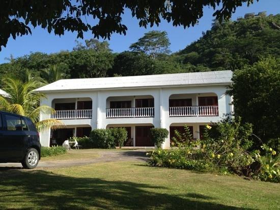 La Residence Villas & Studios:                                     la residence
