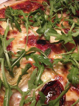 La Trattoria: Pizza Rustica