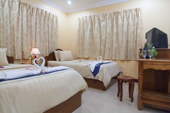 Im Malis Hotel: Deluxe Twin Room