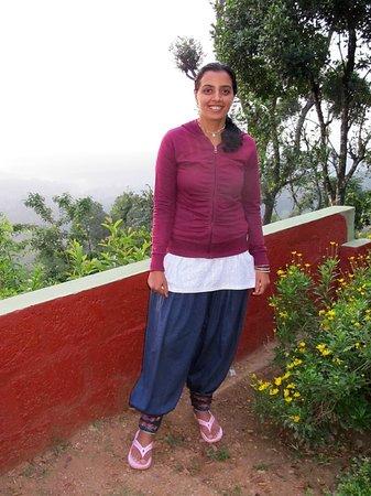 Ayurveda Yoga Villa: раннее утро в горах, дорогая Шакти