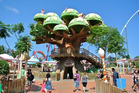 PortAventura Park: Régal pour les enfants et même pour les adultes