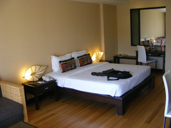 Baan Laimai Beach Resort:                                     room