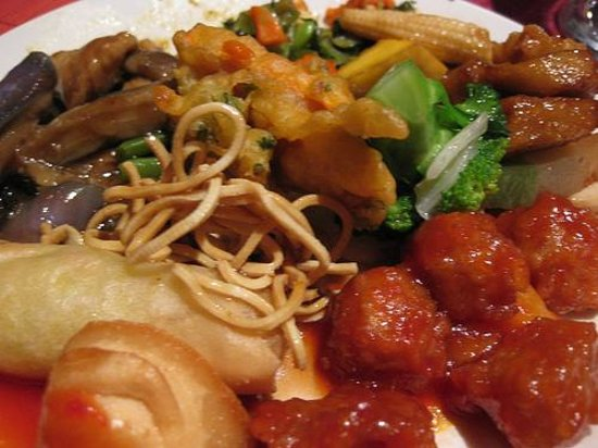 South Pacific Chinese Food Hamilton