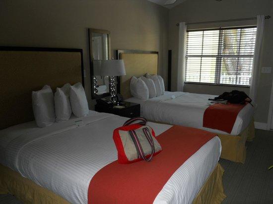 Truman Hotel: chambre double