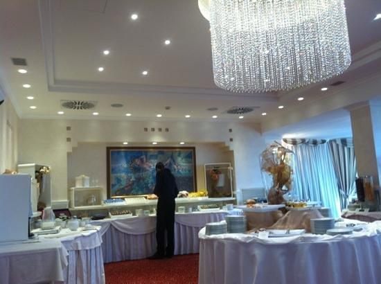 Hotel Sporting Rimini:                   particolare della colazione