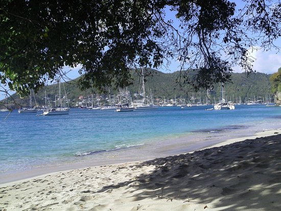 Firefly Plantation Hotel Bequia:                                     Princess Margaret Beach
