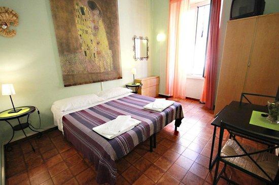 Sixbeds: Klimt room