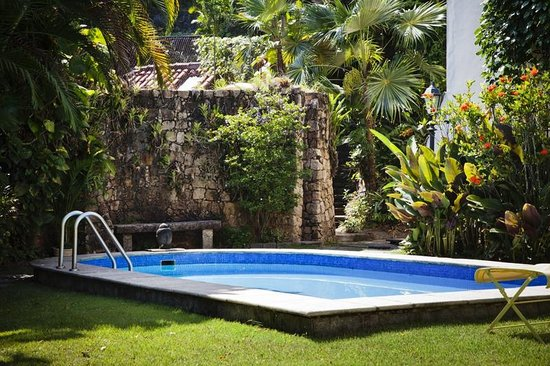 Casa Beleza: Swimming pool