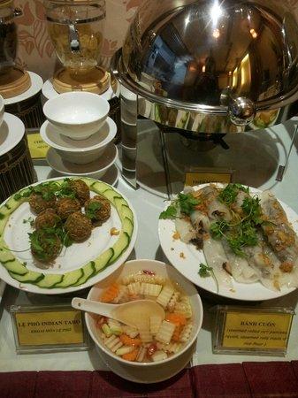 Aquarius Legend Hotel:                   dinner