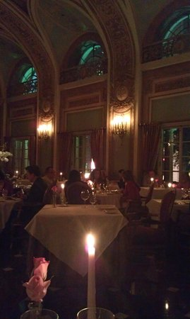 The Adolphus:                   The French Room