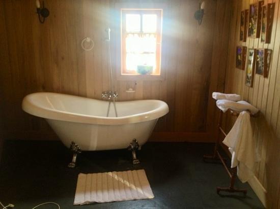 Mi Palafito Apart & Suite: bathroom
