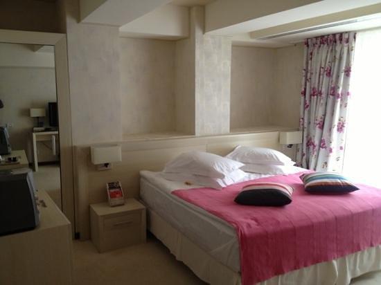 Ioana Hotel:                   standard room