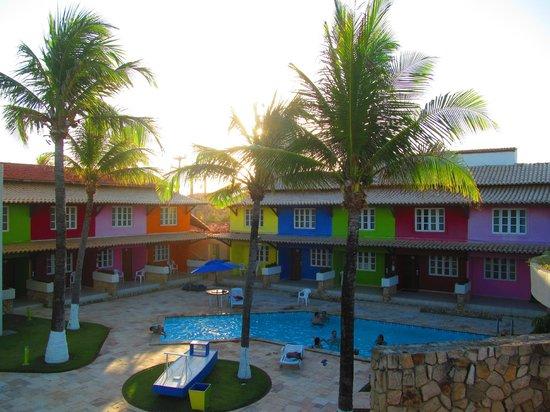 Prodigy Beach Resort Marupiara:                   PALMERAS