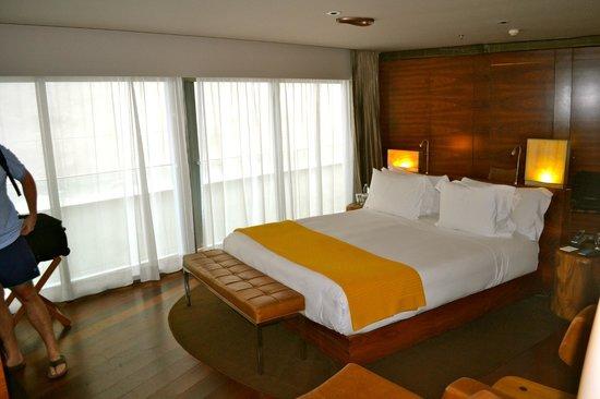โรงแรมฟาซาโน ริโอเดอจานีโร:                   Room 209