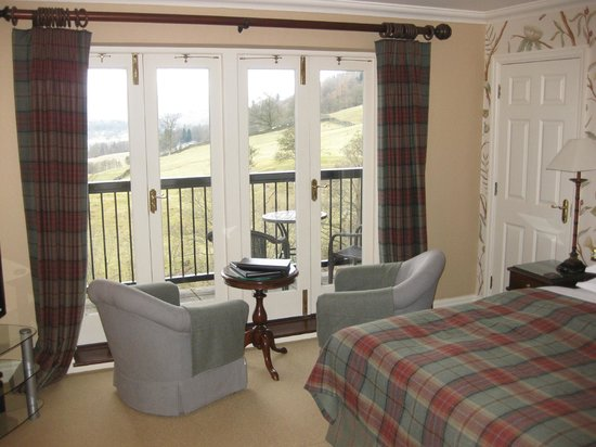 Holbeck Ghyll Country House:                   Room: Squirrel Nutkin