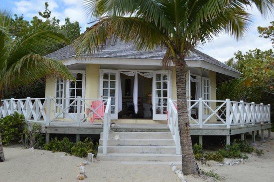 Kamalame Cay:                   Coco Plum