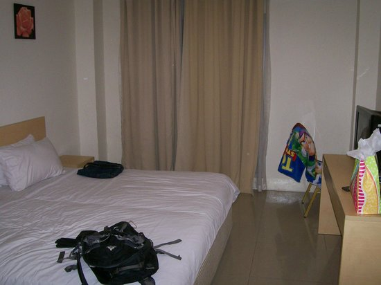 Griya Sintesa Hotel:                   My room