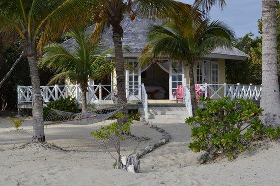 Kamalame Cay:                   Coco Plum Cottage