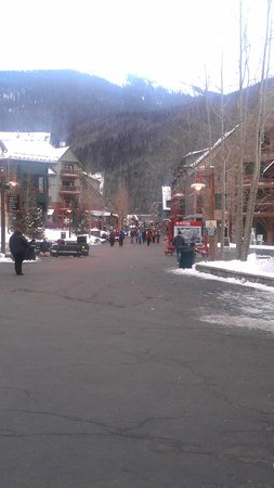 Keystone Village:                                     River run village