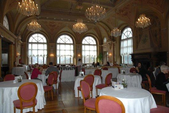 fronte hotel - Picture of Grand Hotel Bagni Nuovi, Molina - TripAdvisor