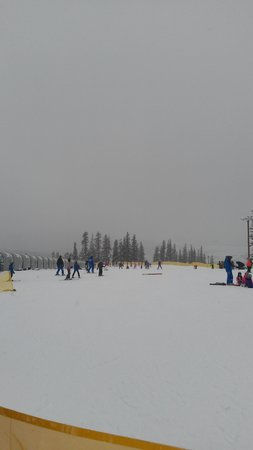 Keystone Village:                                     Snow