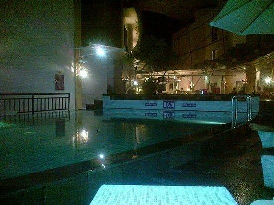 Kuta Central Park Hotel:                   kids pool
