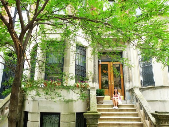 Upper West Side - Immeuble film You've Got a Mail (Vous avez un Message)