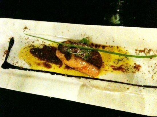 Restaurant Le Prieure :                   Foie gras poêlé