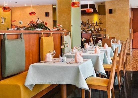 Restauracja Prestige w Qubus Hotel : Restaurant