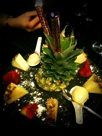Restaurant Le Prieure :                   Dessert