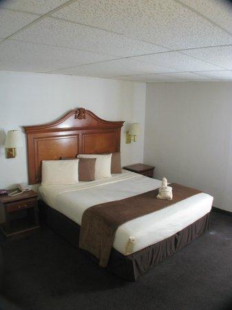 Dodge House Hotel: Jr. Suite w/ Oragami