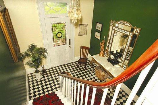 The Grange: Hall Way