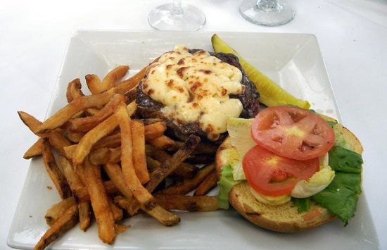 DiMillo's Old Port Marina:                   Lunch