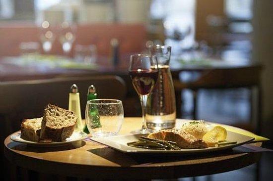 Ibis Styles Lyon La Part-Dieu: Salle du restaurant