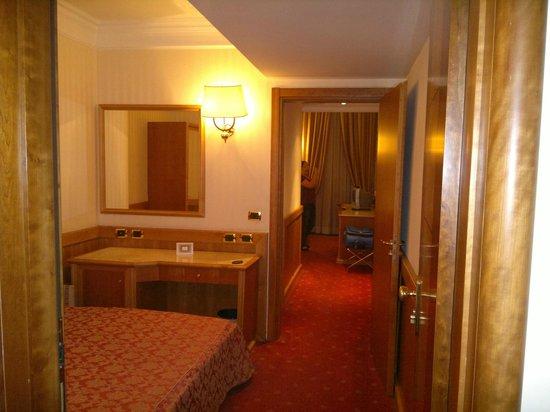 Quality Hotel Nova Domus: la camera