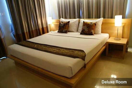 Chinotel Phuket: Deluxe Room (Single)