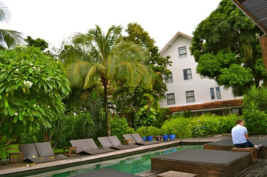 Santa Teresa Hotel RJ MGallery By Sofitel:                   Pool