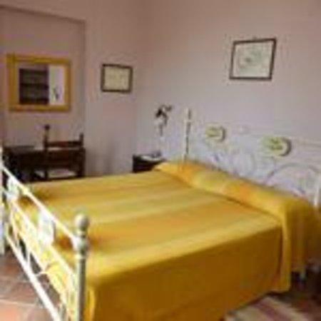 Agrestis Domus: stanza dell'ulivo