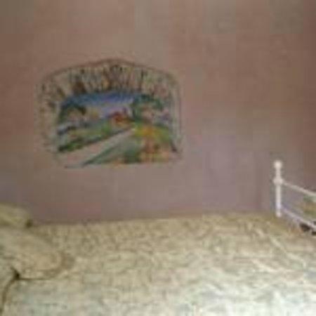 Agrestis Domus: stanza dell'aia